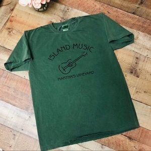 Island Music Martha's Vineyard T-shirt